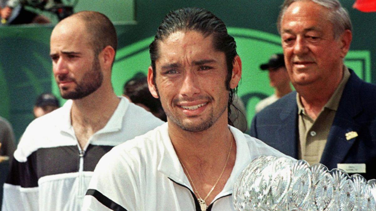 Un día como hoy Marcelo Ríos se consagró número uno del tenis mundial