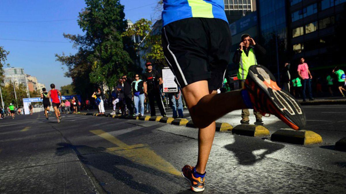 Figuras se preparan para el Maratón de Santiago