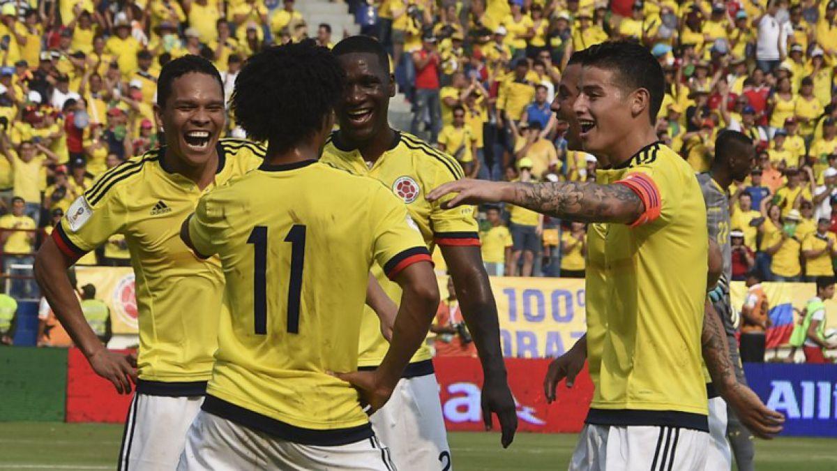 Fiesta en Barranquilla: Colombia se hace respetar y golea a Ecuador