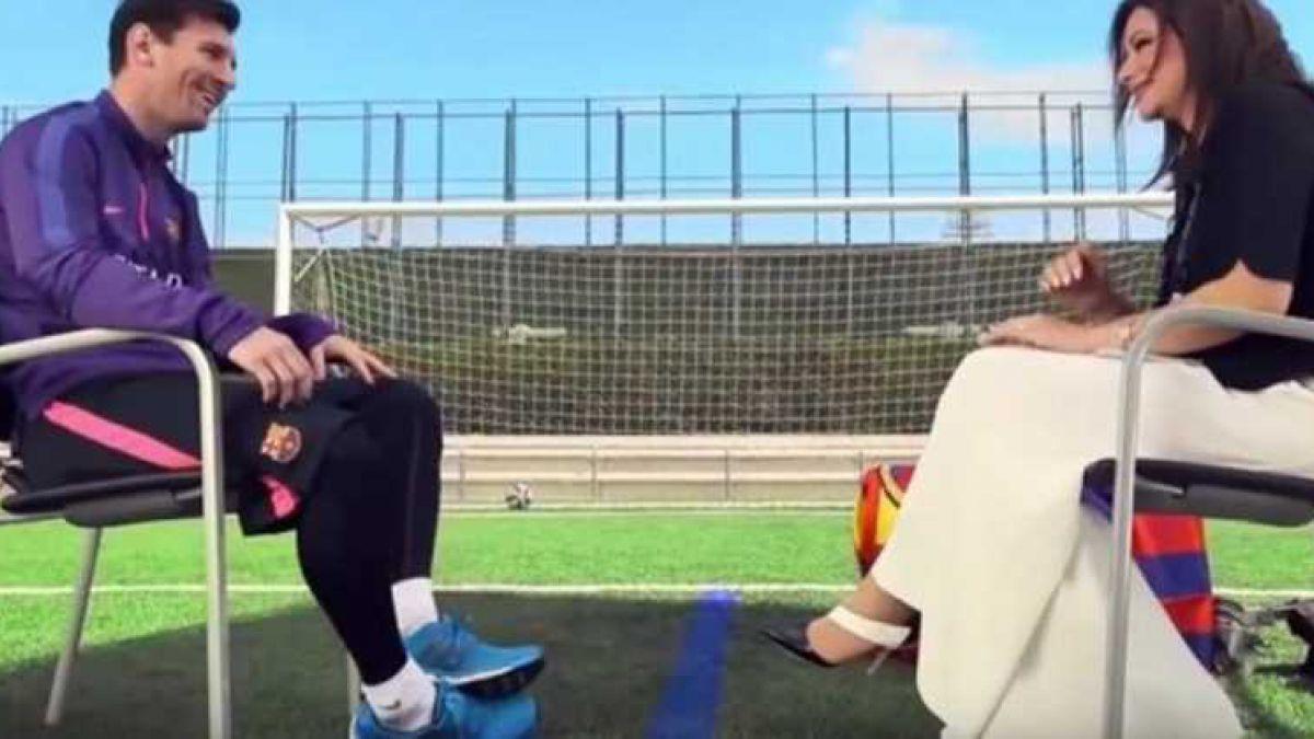 Lionel Messi quería ser generoso y en el mundo árabe su buen corazón metió el pie con todo y zapatos.
