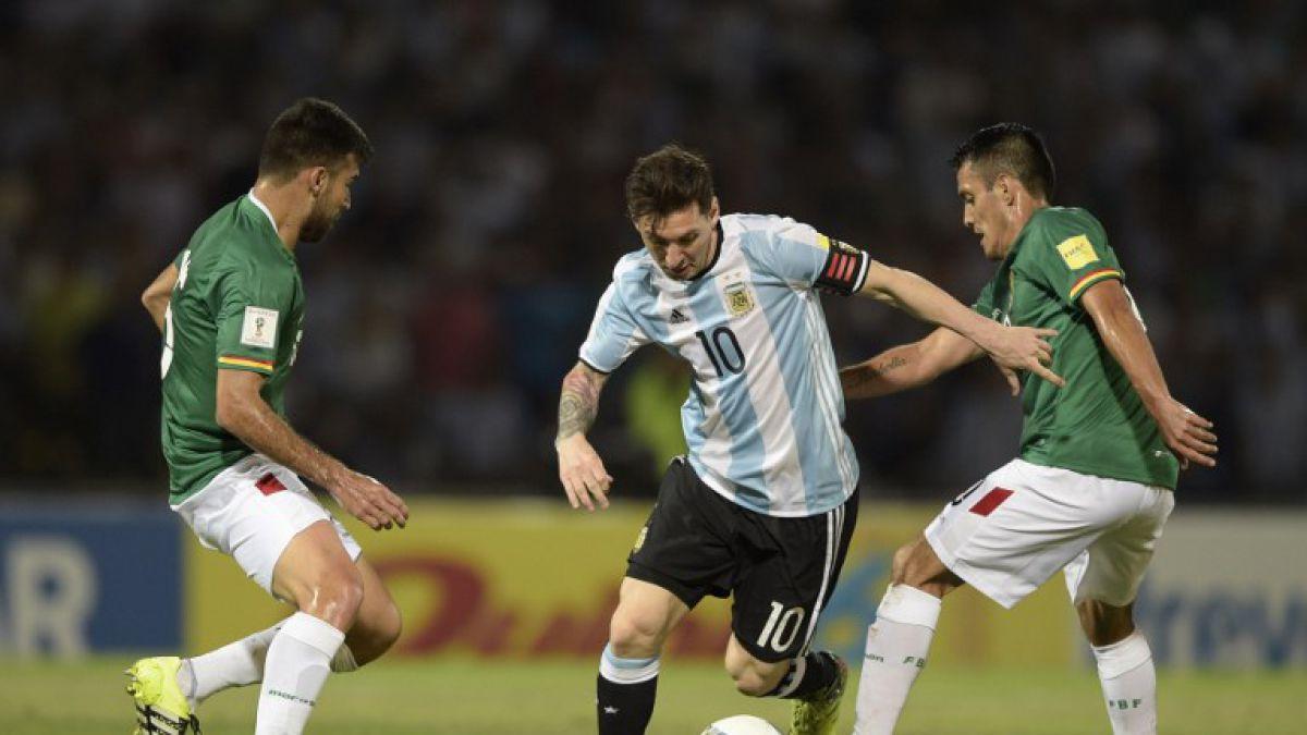 [Minuto a Minuto] Argentina está ganando cómodamente a Bolivia