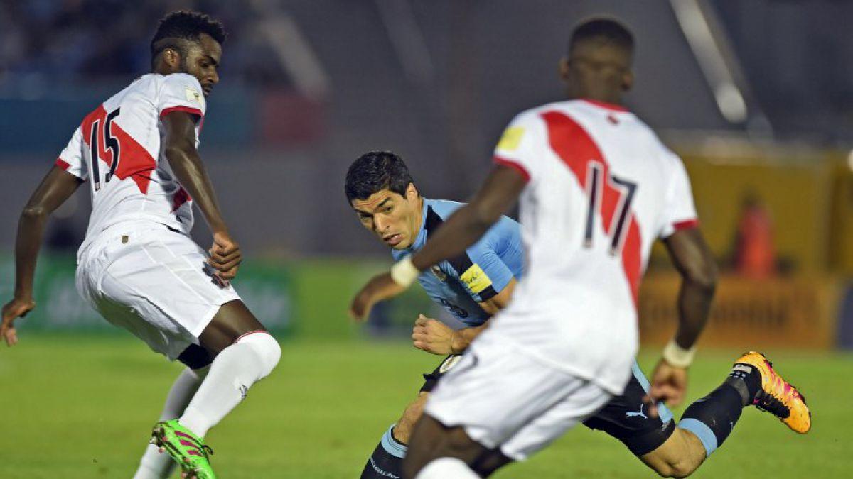 [Minuto a Minuto] Uruguay se está imponiendo por la mínima ante Perú en el Centenario