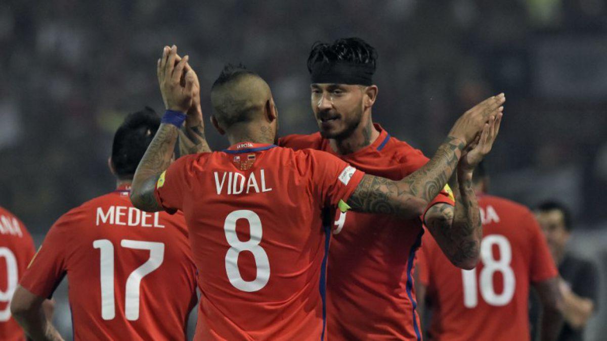 Chile logra revitalizador triunfo ante Venezuela y regresa a zona de clasificación