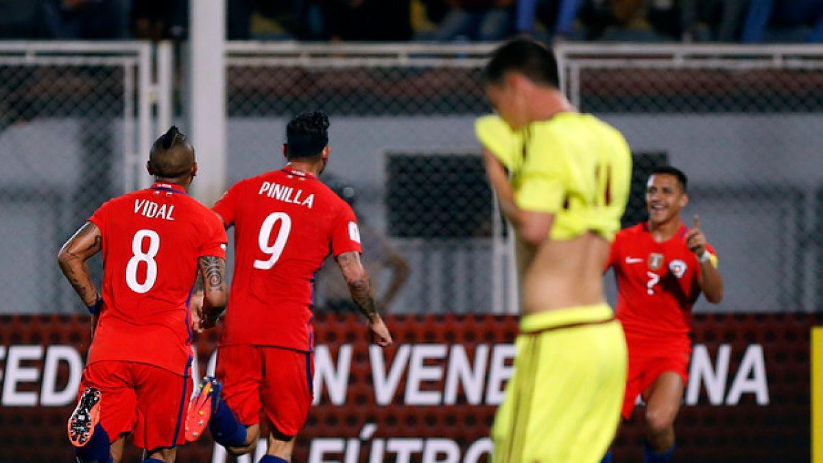 """Ya hay día y hora para duelo de despedida de """"La Roja"""" antes de la Copa América Centenario"""