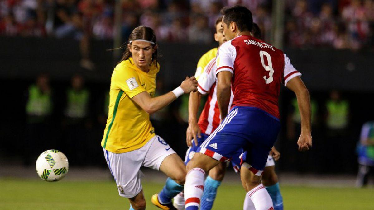 Brasil logra agónico empate con Paraguay y ratifica a Chile en 4° lugar