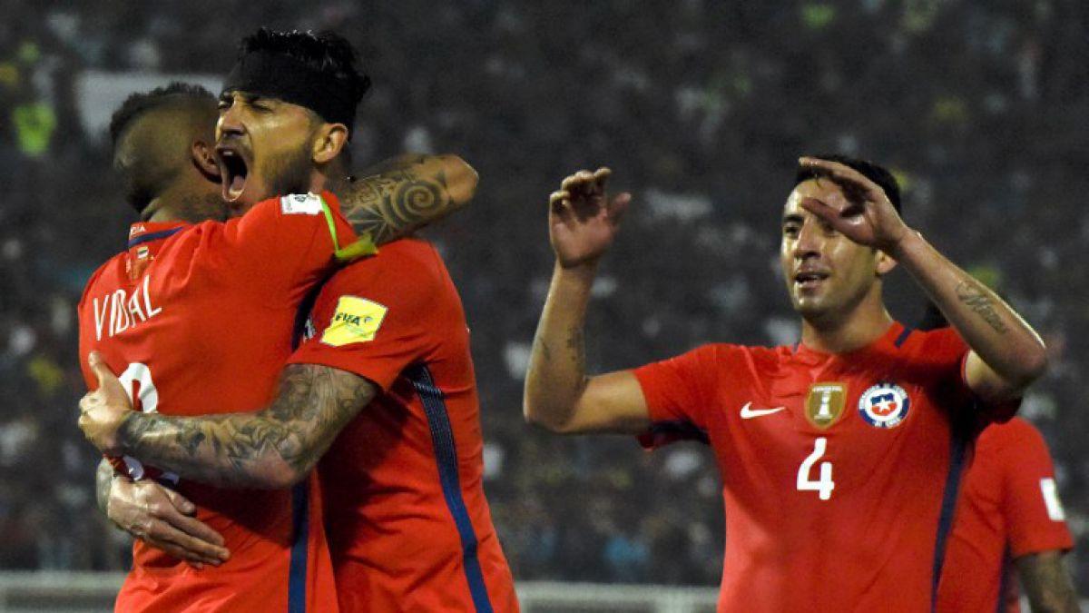 Chile pone pausa al sueño mundialero y se mentaliza en la Copa América Centenario