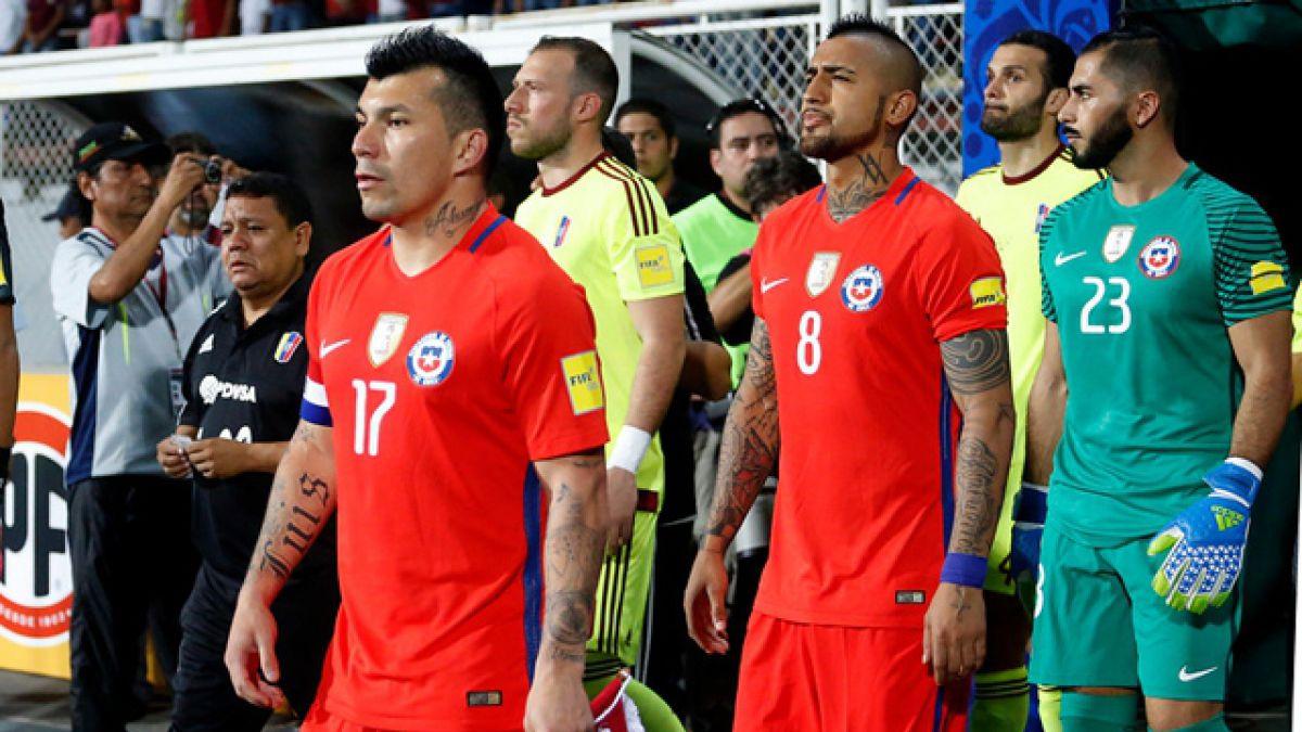 """""""La Roja"""" ya está de vuelta en Santiago y seleccionados comenzarán retorno a sus clubes"""