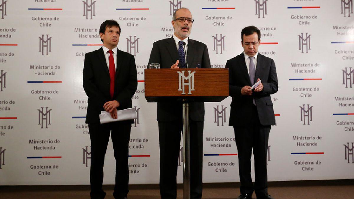 Hacienda anuncia medidas para impulsar acceso a financiamiento por US$8.000 millones