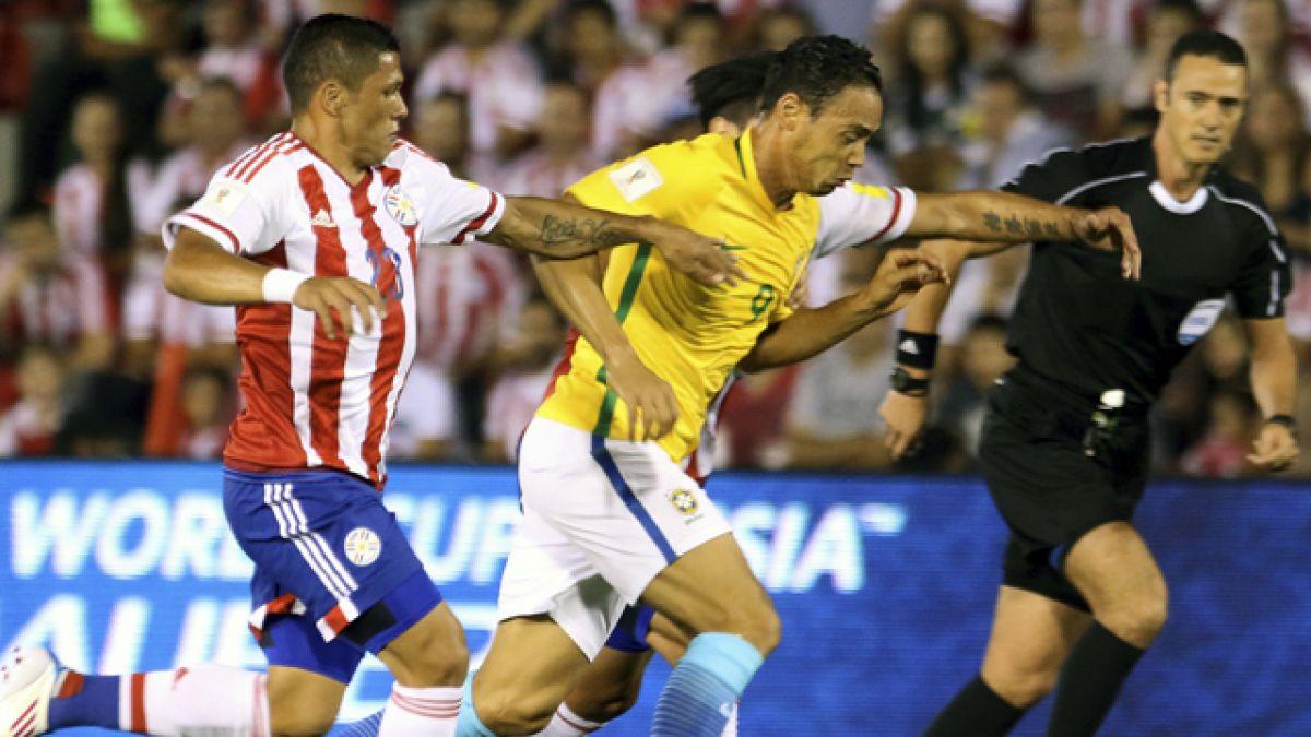 En Paraguay confirman lesión de ligamento de Richard Ortiz