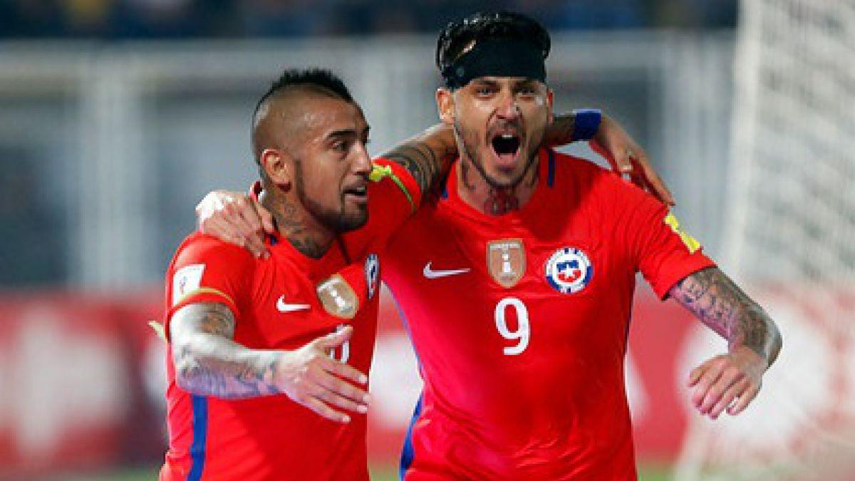 Pinilla resalta su amistad con Vidal y quiere disputar la Copa América Centenario