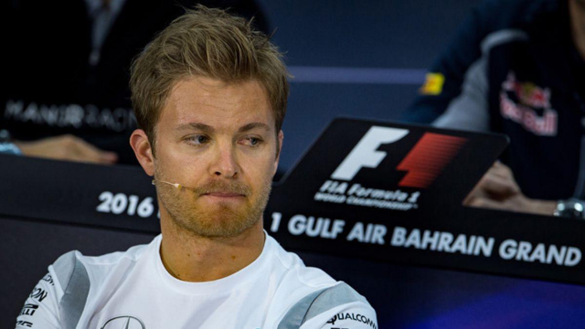 Rosberg fue el más rápido en los primeros ensayos libres del GP de Bahrein