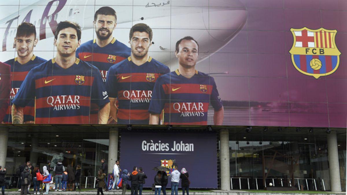 [FOTO] La camiseta que lucirá FC Barcelona en homenaje a Johan Cruyff durante el Clásico