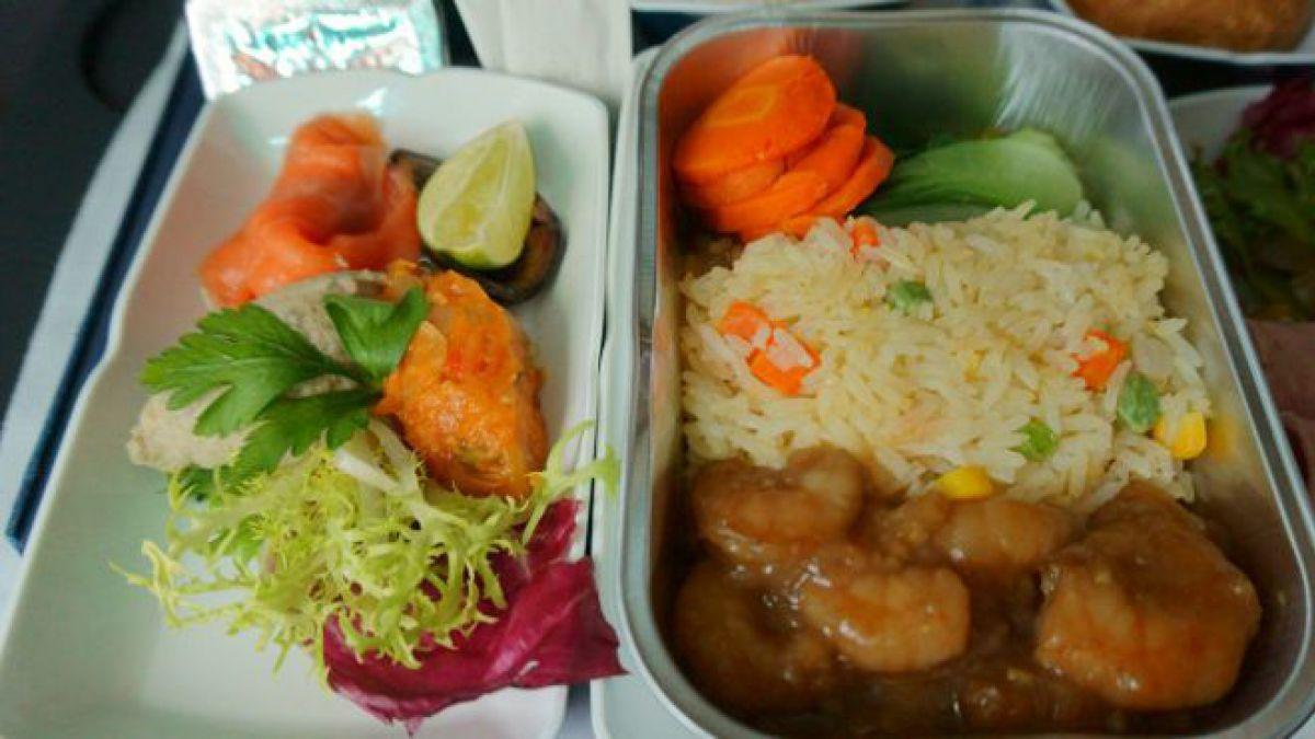 Precio de la comida de los aviones | Tele 13