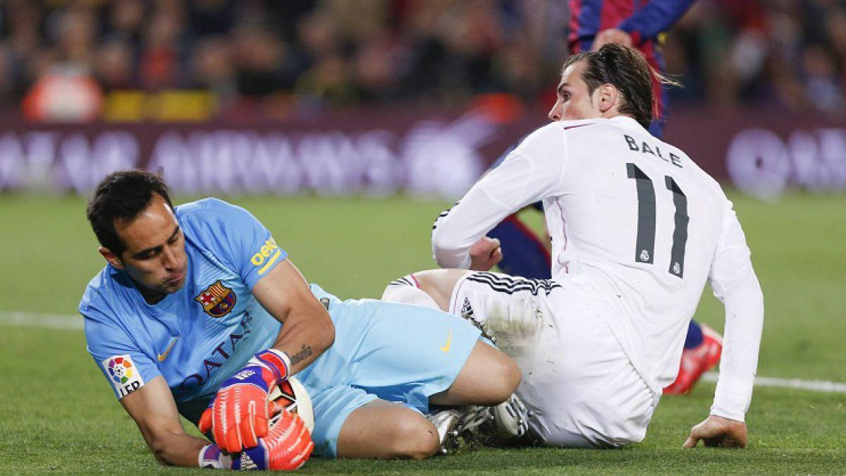 Barcelona con un Bravo lesionado buscará un nuevo título en la Liga de España