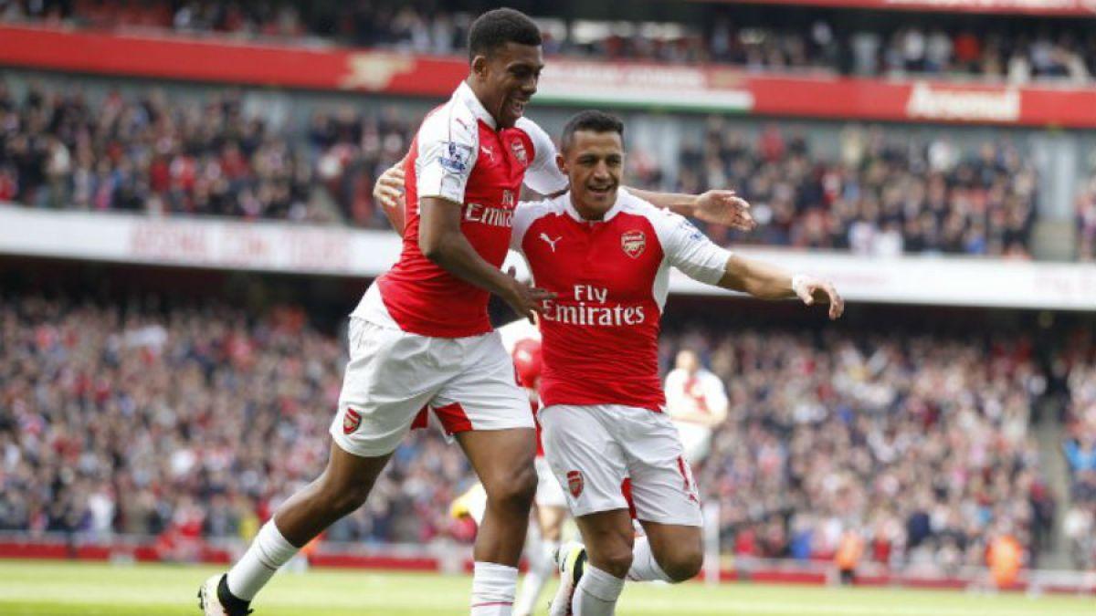 [VIDEO] Arsenal vence a Watford con gol y asistencia de Alexis Sánchez