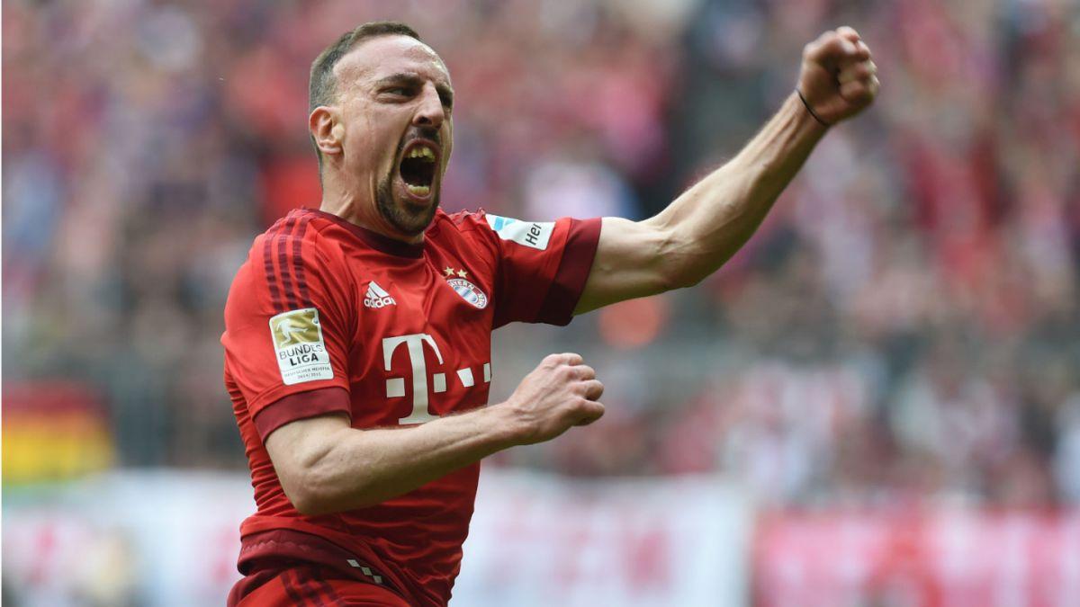 Bayern Munich sufre para imponerse como local al Eintracht Frankfurt