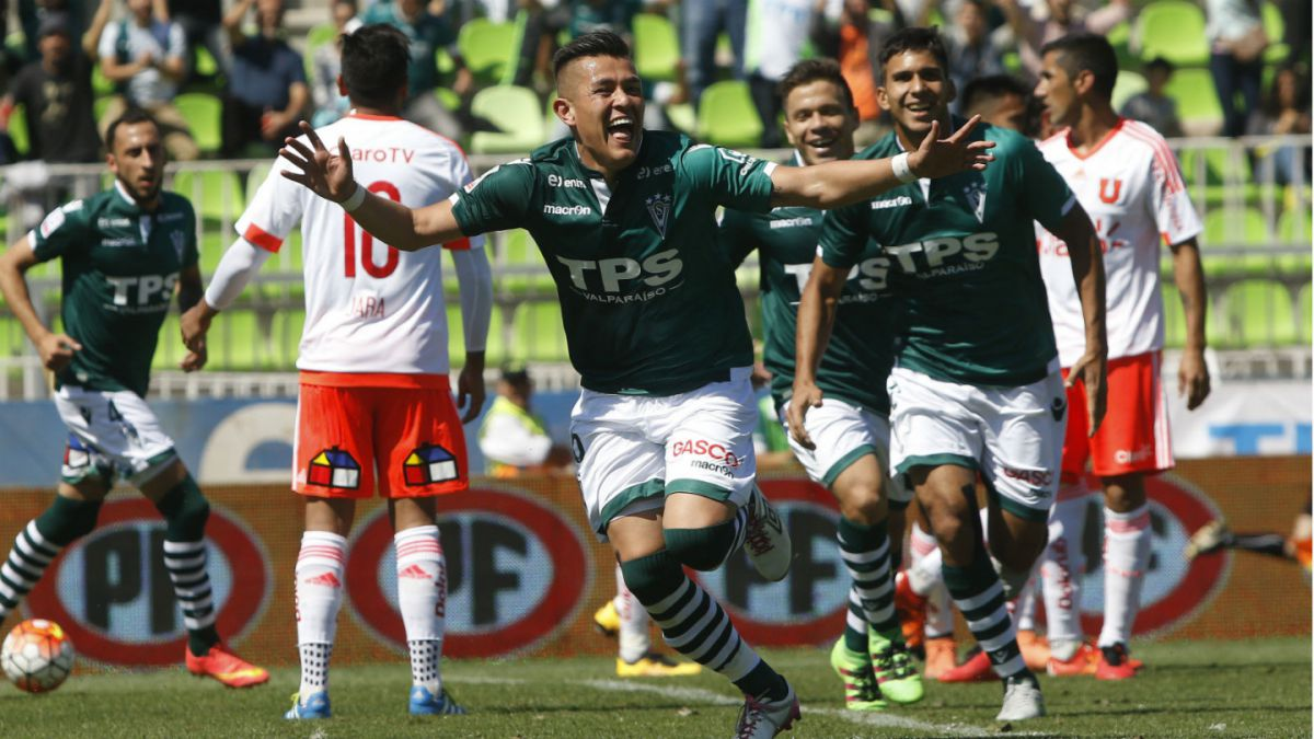 Solo dos triunfos en el Clausura: La U pierde con Wanderers y profundiza su crisis