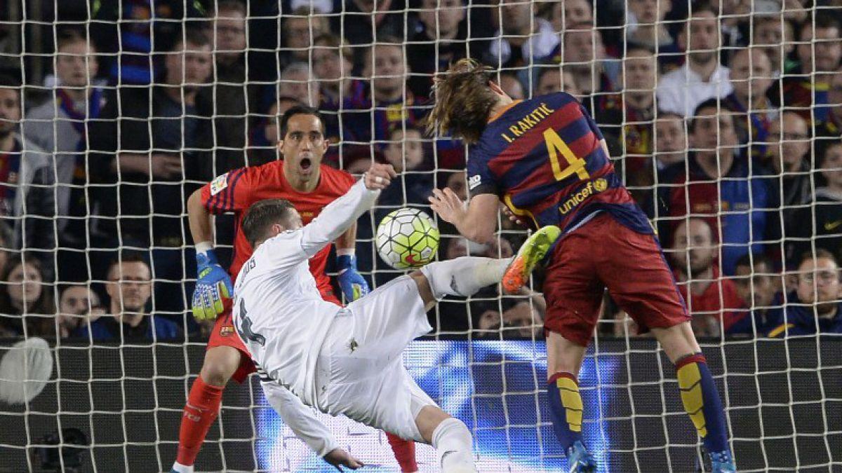 [MINUTO A MINUTO] Real Madrid lo da vuelta y está venciendo al Barcelona de Bravo