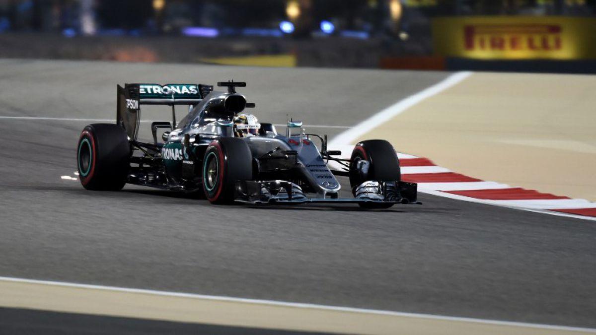 Hamilton y Mercedes vuelven a dominar quedándose con la pole en el GP de Bahrein