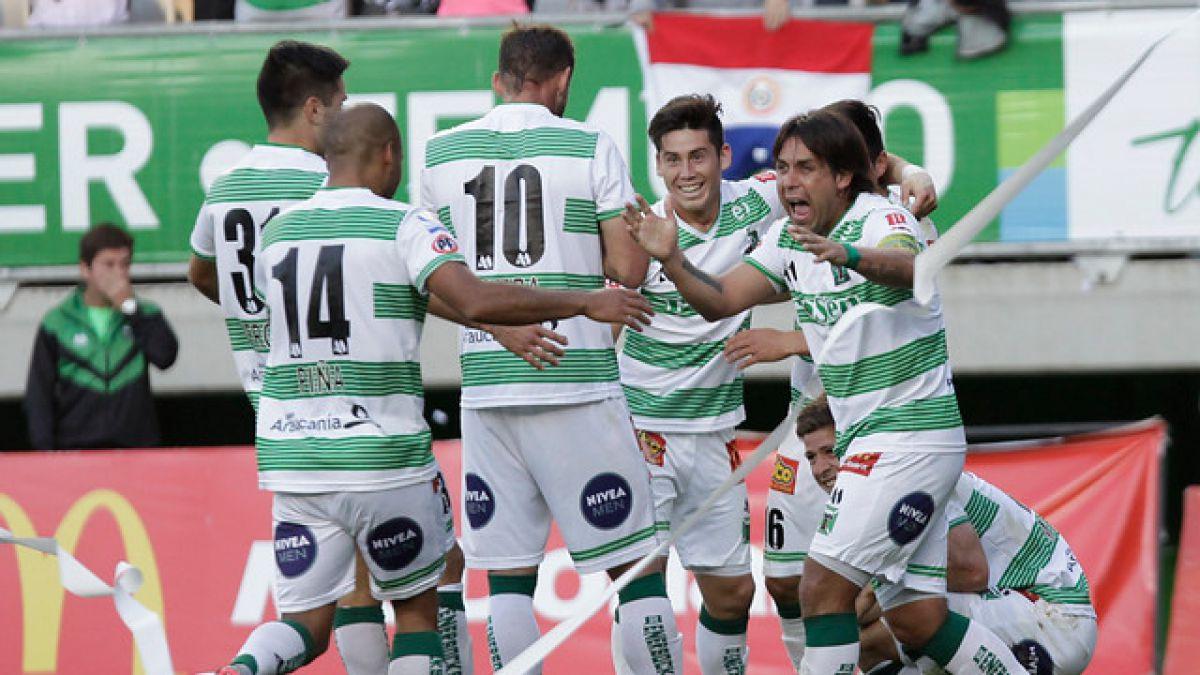 Deportes Temuco gana en casa y queda a un paso del ascenso a Primera A