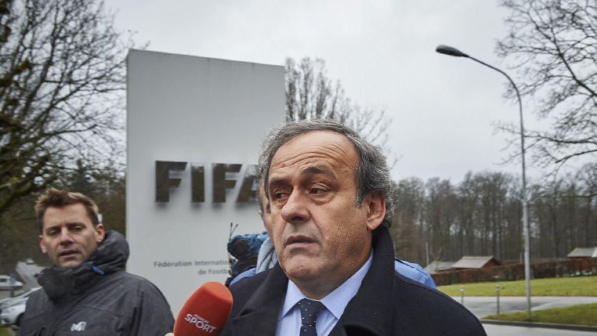 Panama Papers: Platini se defiende y dice que rinde cuentas ante el fisco suizo