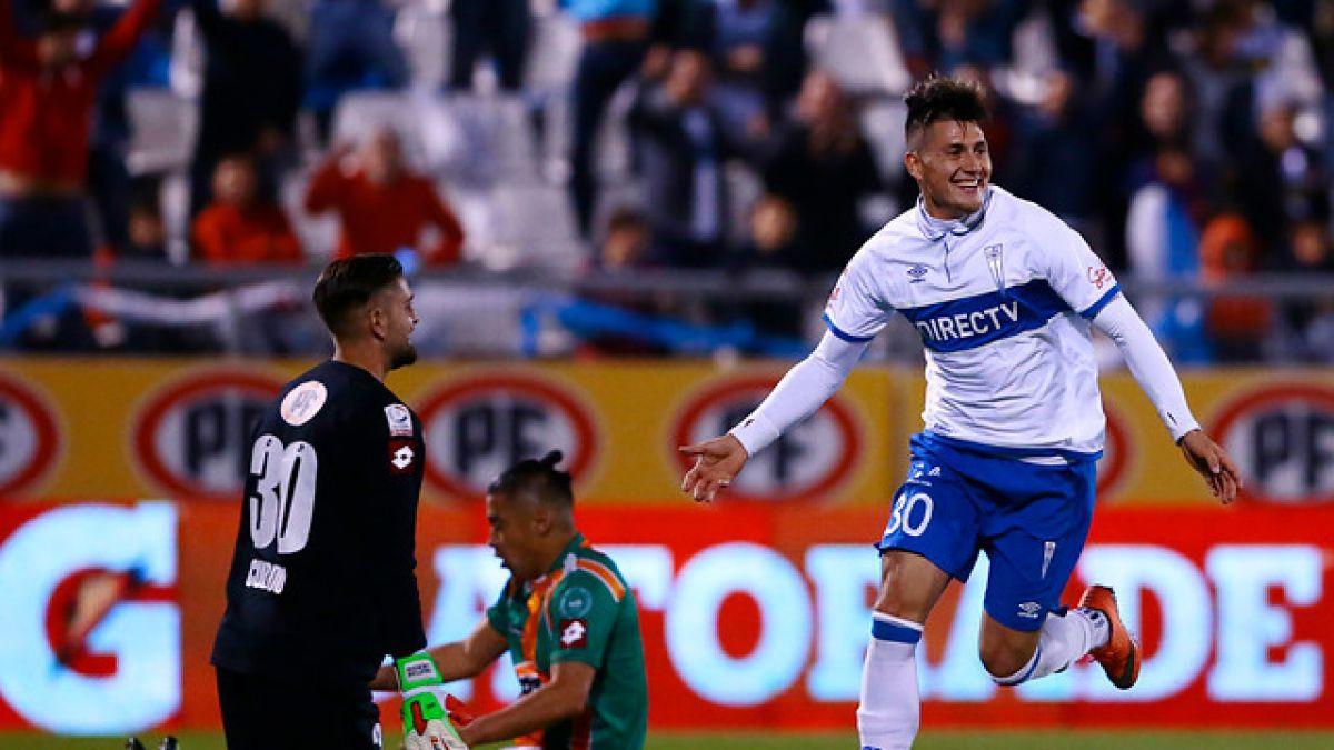 La UC ve lejano retener a Nicolás Castillo ante el interés del Sevilla