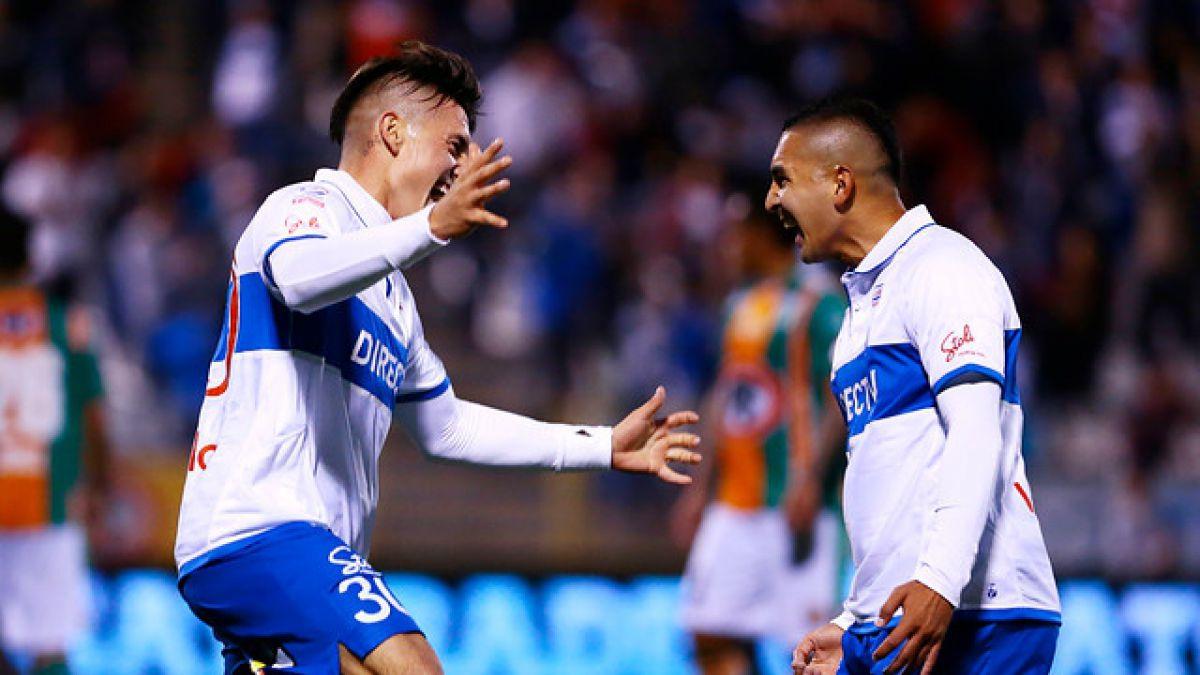 En la UC buscan fórmulas para retener a Castillo y van por jugador de Unión Española
