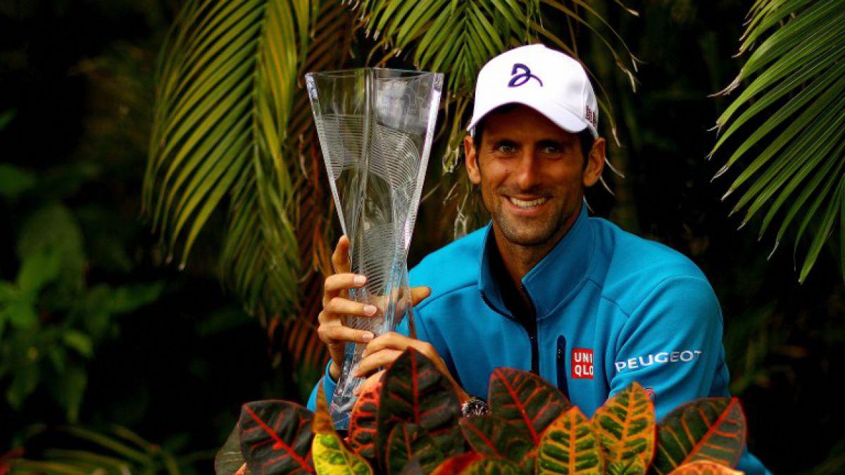 Djokovic rompe récords y amplía su ventaja en la clasificación ATP
