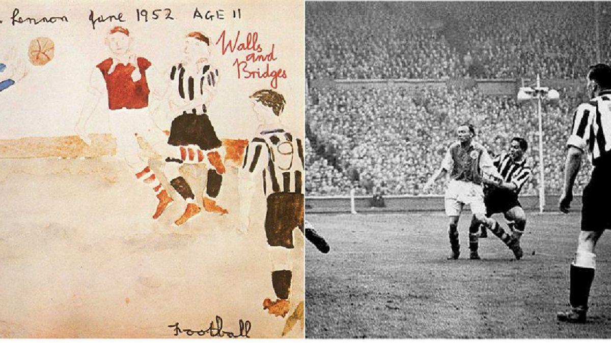 Jorge Robledo, el futbolista chileno inmortalizado en un disco de John Lennon