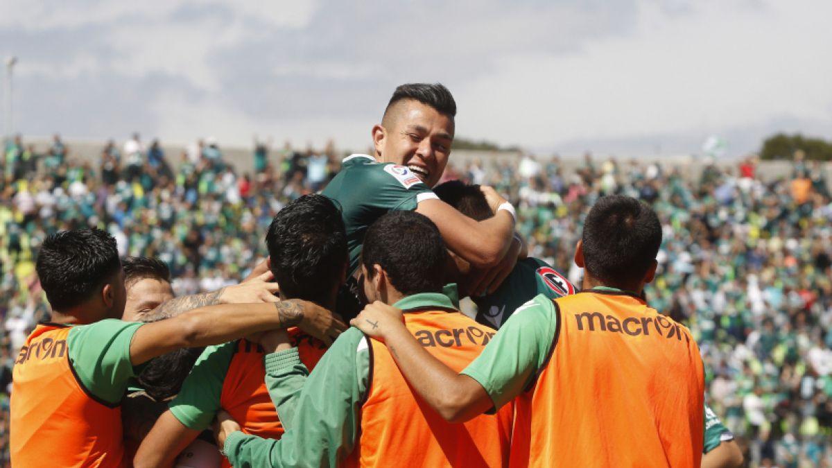 Wanderers enfrentará a Audax Italiano con un lleno total