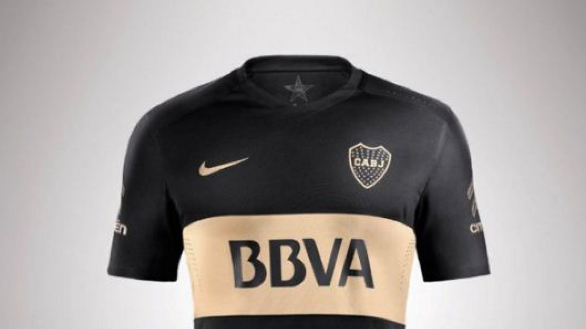[FOTOS] La nueva camiseta alternativa que Boca Juniors utilizará esta temporada