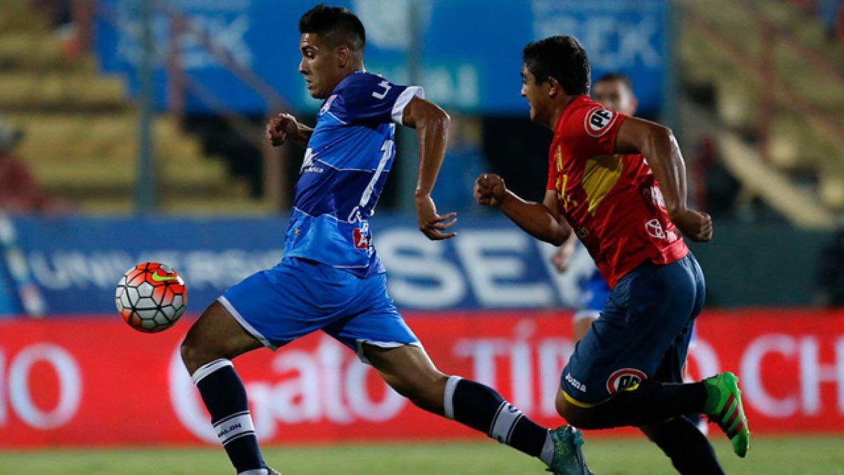 Unión Española rescata un empate ante San Marcos por la undécima fecha del Clausura