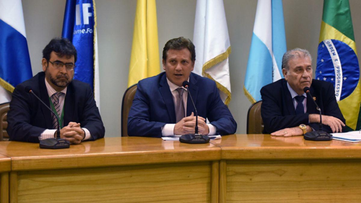Advierten que peligra permanencia de sede de Conmebol en Paraguay