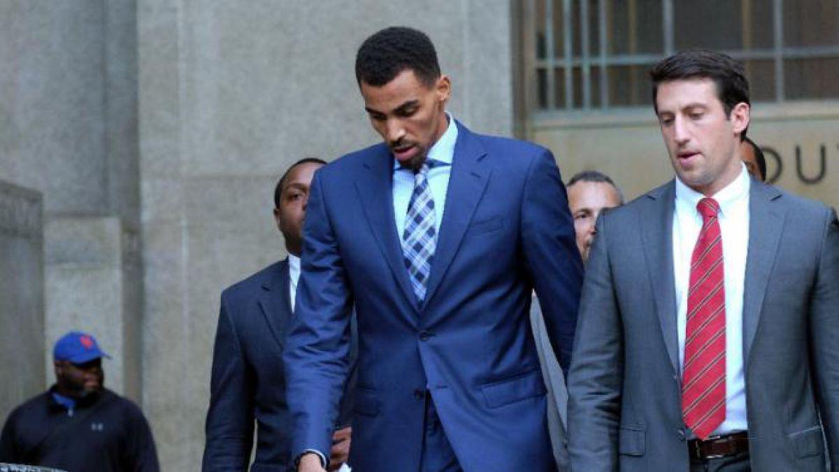 Jugador de NBA presentará demanda civil contra policías de Nueva York