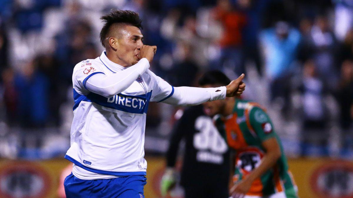 """Nicolás Castillo tras confirmar que seguirá en la UC: """"Es una satisfacción estar en este club"""""""
