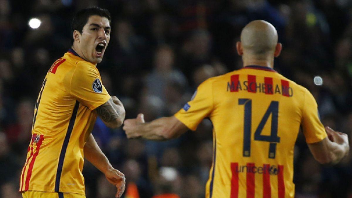 [Minuto a Minuto] FC Barcelona de Bravo lo da vuelta y está venciendo a Atlético de Madrid