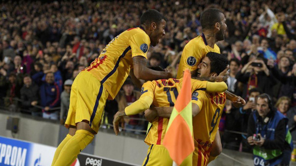 De la mano de Luis Suárez: Barcelona remontó y venció al Atlético de Madrid