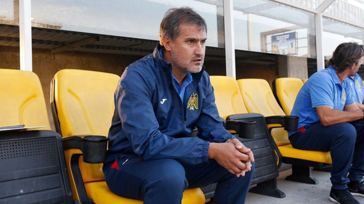 Fernando Vergara deja de ser entrenador de Unión Española