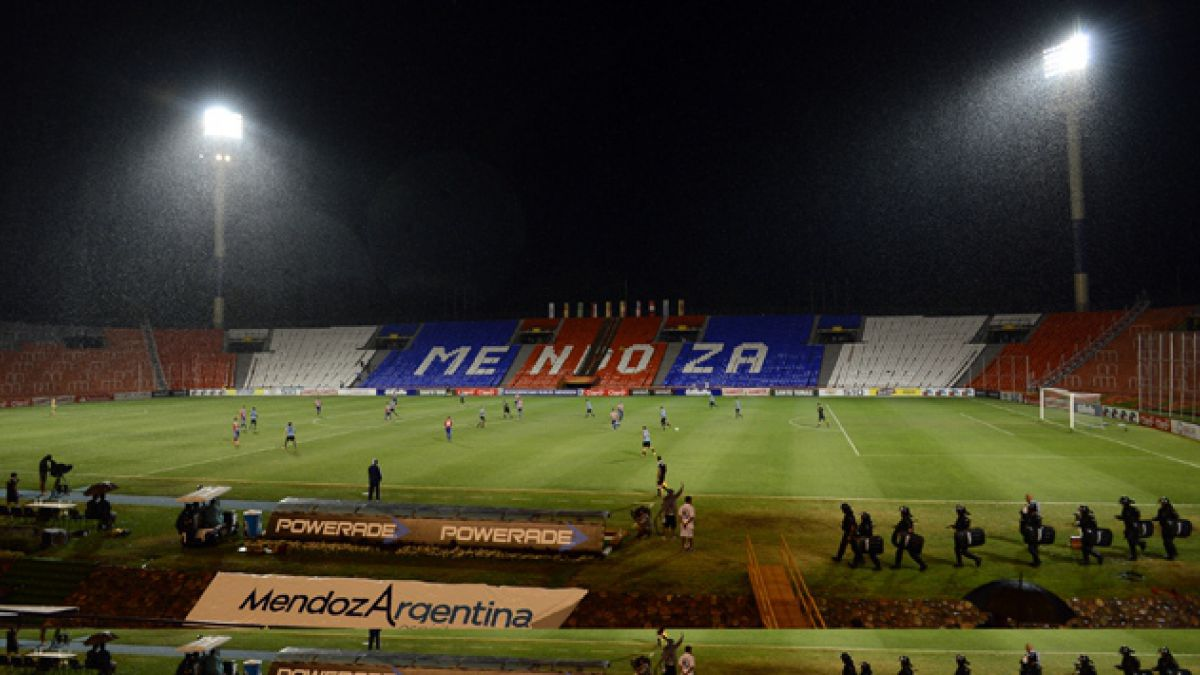 Argentina recibirá a Uruguay en Mendoza por las Clasificatorias