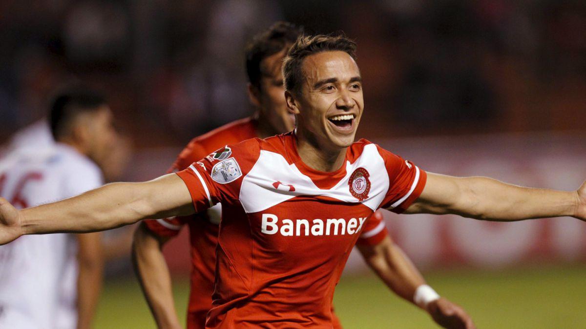 Toluca vence a Liga de Quito y avanzó a octavos en Copa Libertadores