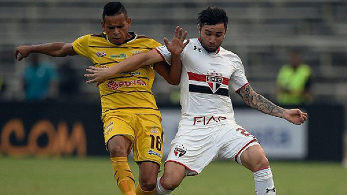 Los cuartos de final de la Libertadores tendrán la presencia de tres jugadores nacionales
