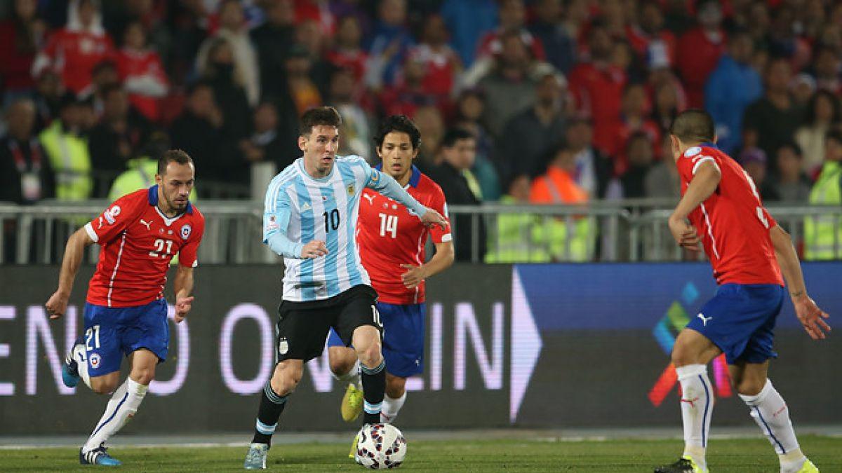 Ajuste de fechas del juicio a Messi le permitirán estar ante Chile en Copa América Centenario