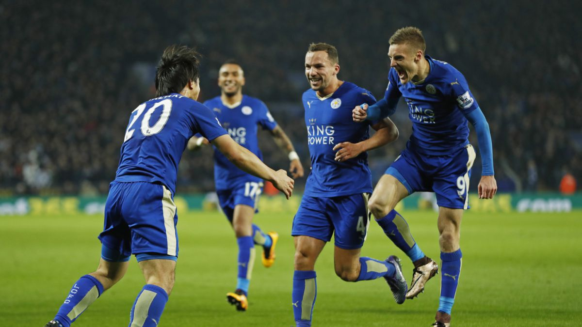 Jugadores del Leicester tendrán calles con sus nombres si salen campeones