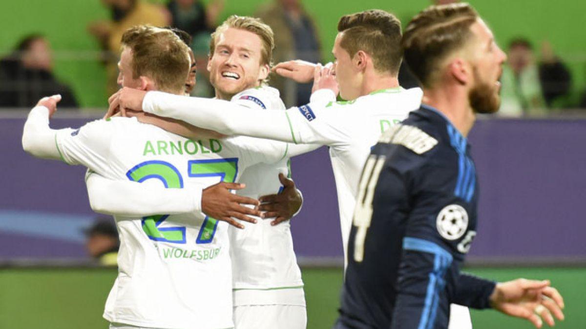 [Minuto a Minuto] Wolfsburgo está venciendo a Real Madrid por los cuartos de la Champions
