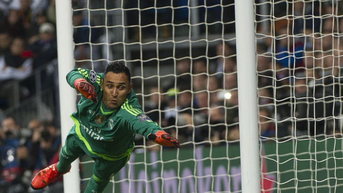 Arquero del Real Madrid quedó a un paso de lograr impresionante récord europeo