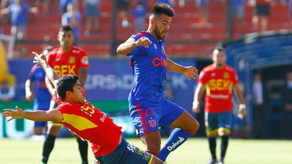 Sifup rechaza sanciones a jugadores de Universidad de Chile