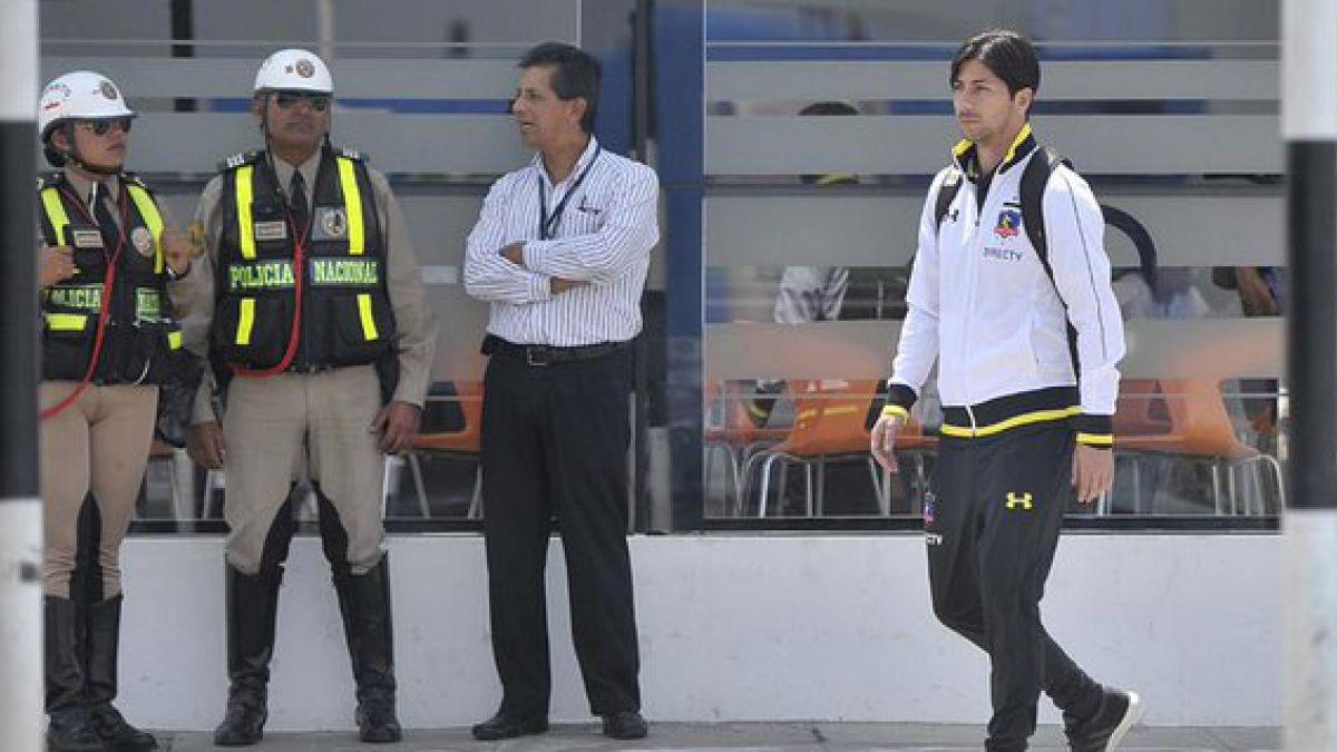 [FOTOS] Colo Colo ya está en Arequipa para duelo ante Melgar por Copa Libertadores
