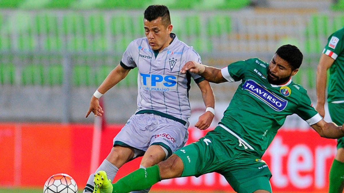Wanderers iguala ante Audax Italiano y deja escapar a Católica en la cima del Clausura