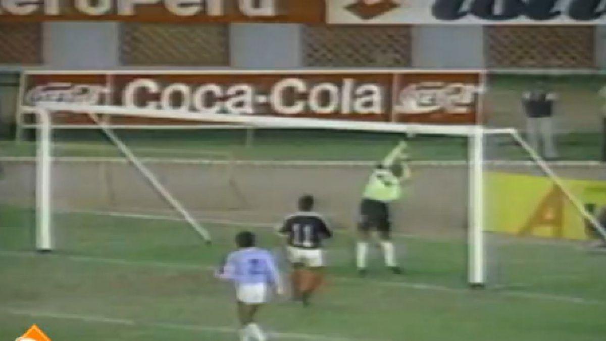 El insólito primer y único triunfo de Colo Colo en Perú por Copa Libertadores