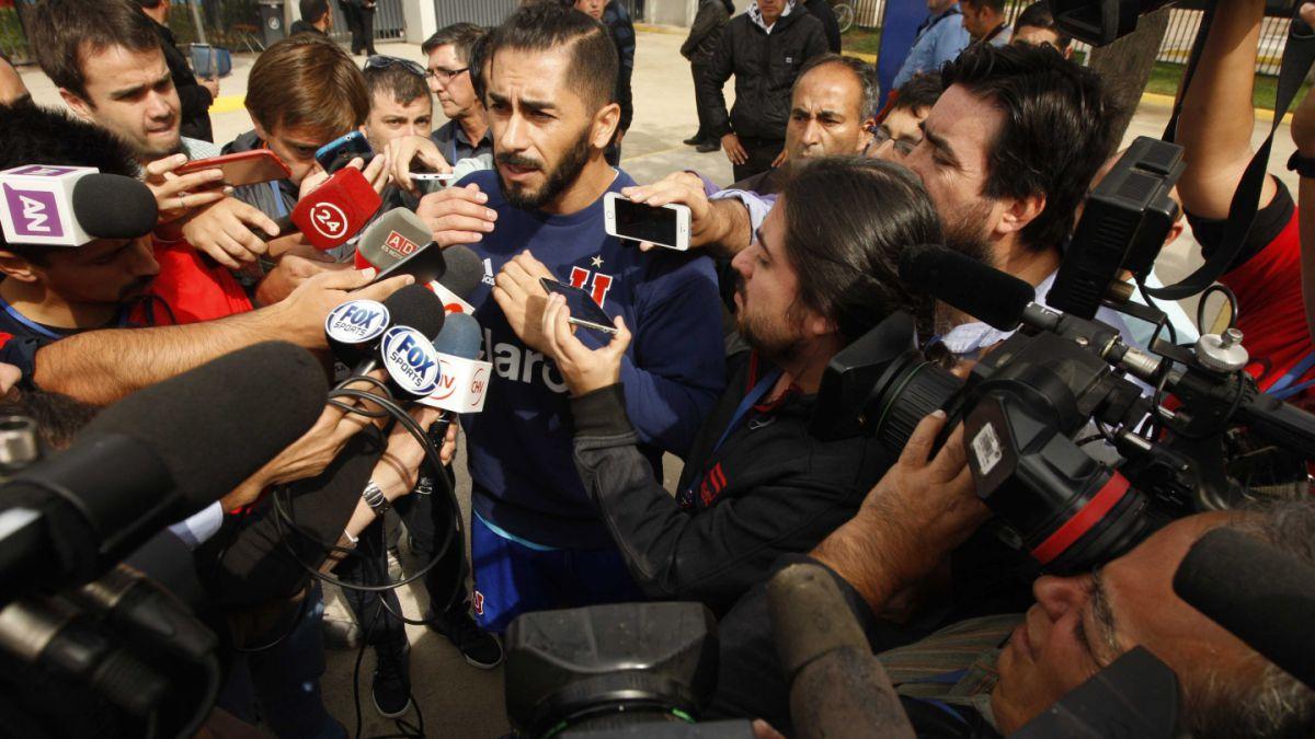 """Herrera y panorama de la U: """"Hay que tratar de ganar los partidos con los que quieran estar"""